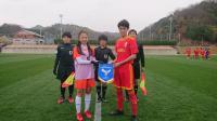 台湾女子サッカー4月
